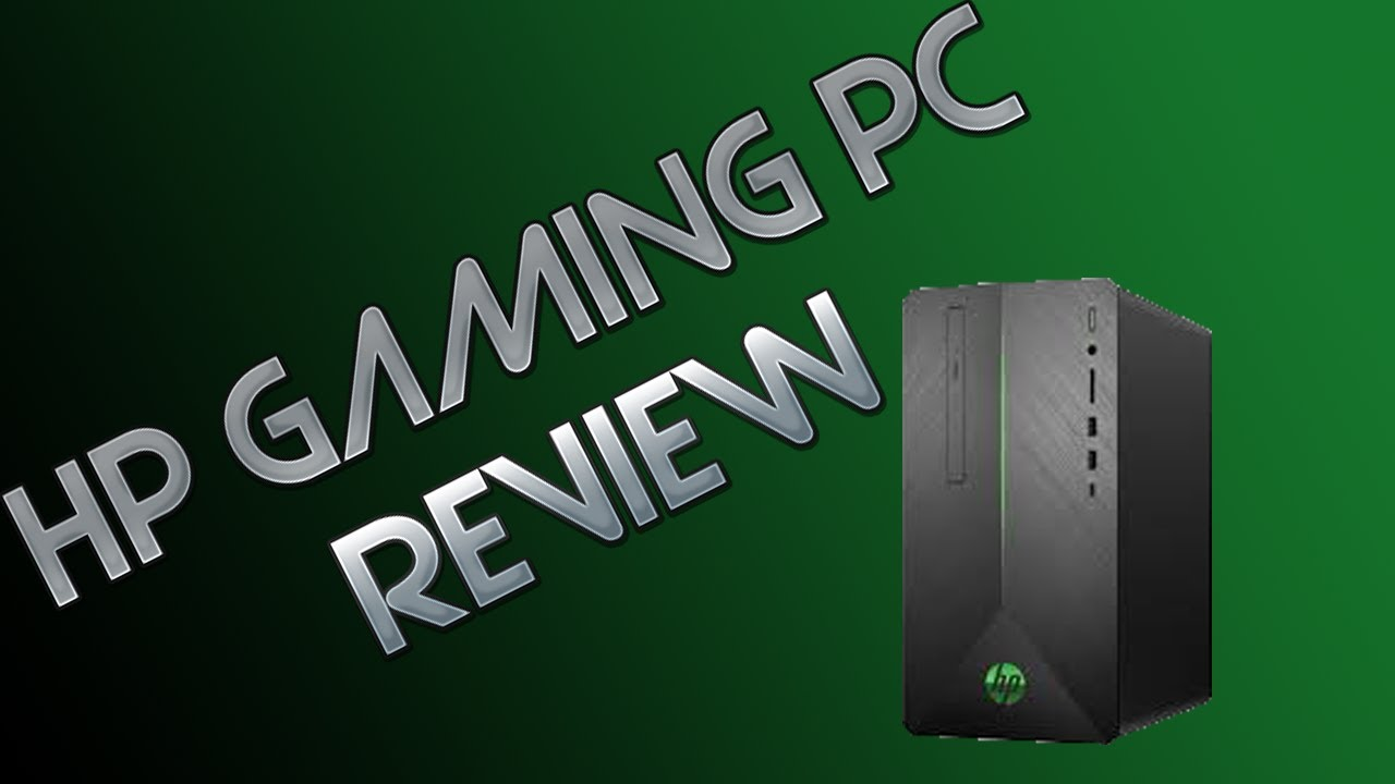 Gaming Pc By Hp Hp Pavilion Gaming Desktop 690 00xx Review And Benchmark Youtube