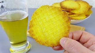 Хруст услышат даже соседи Не путать с чипсами Вафли сырные рецепт
