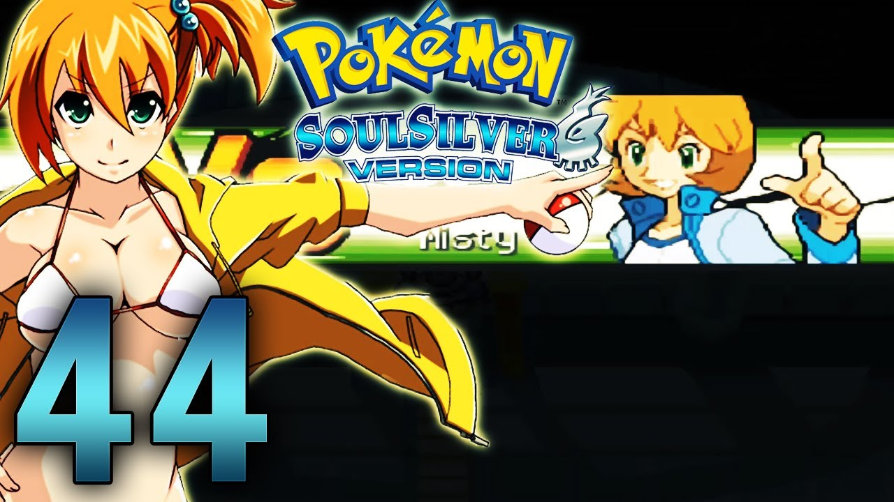 pokemon soul silver how to find misty