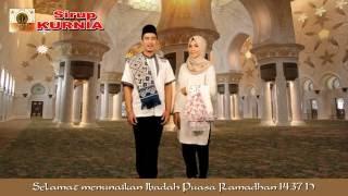 Sirup Kurnia Ramadhan Greeting 2016