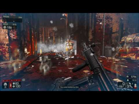 Killing Floor 2 - Nuked Control Difficulty SWAT