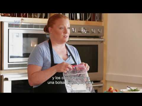 Tiffani Faison Plenty: Stove Free Cooking (subtitled)
