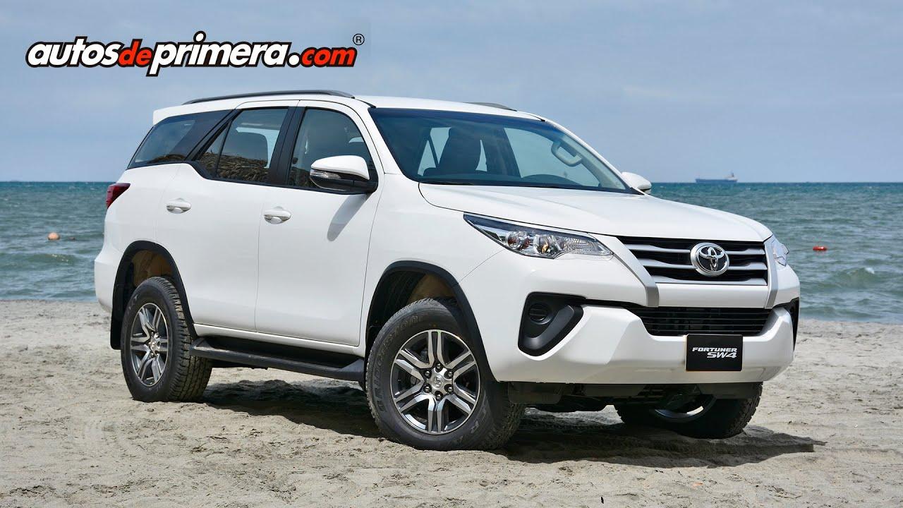 Nueva Toyota Fortuner SW4 en Colombia - Presentación ...