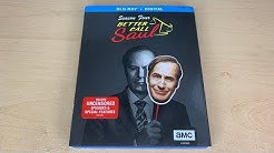 Better Call Saul: Season Four - Blu-ray Unboxing