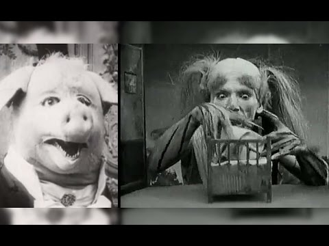 10 Creepy Vintage Videos (scary footage)