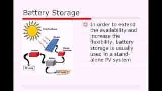 UBC EECE492 Video presentation on solar photovoltaic system