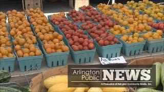 APN | Arlington Farmers' Market Builds A Sense of Community