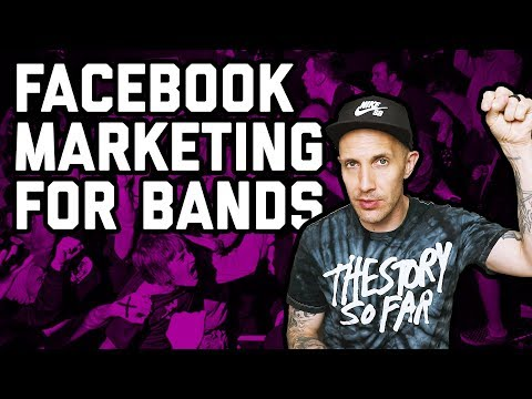 FACEBOOK AND INSTAGRAM MARKETING FOR BANDS - What you NEED to know