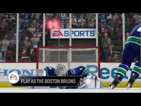 NHL 12 - The Demo Is Here!