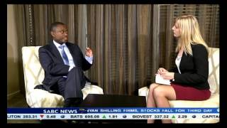 Francis Herd speaks to Standard Bank CEO Sim Tshabalala