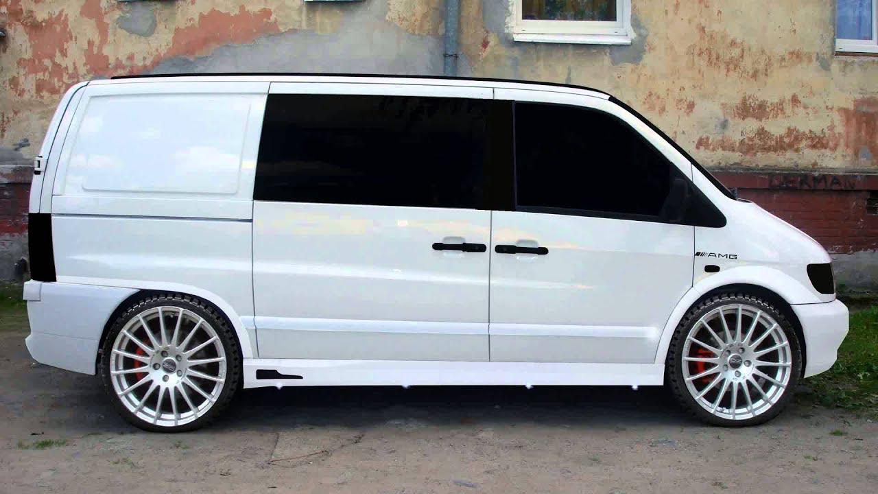 mercedes benz vito w638 tuning cars youtube. Black Bedroom Furniture Sets. Home Design Ideas