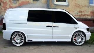 mercedes benz vito w638 tuning cars(, 2014-11-29T20:36:54.000Z)