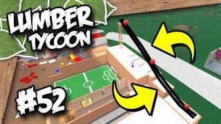Lumber Tycoon 2 #52 - HUGE BALL SLIDE RAMP (Roblox Lumber Tycoon)