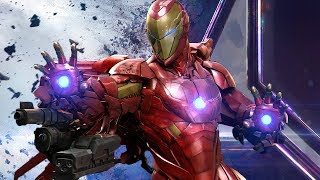 New Iron Man Suit - Avengers Endgame | Model Prime Armor