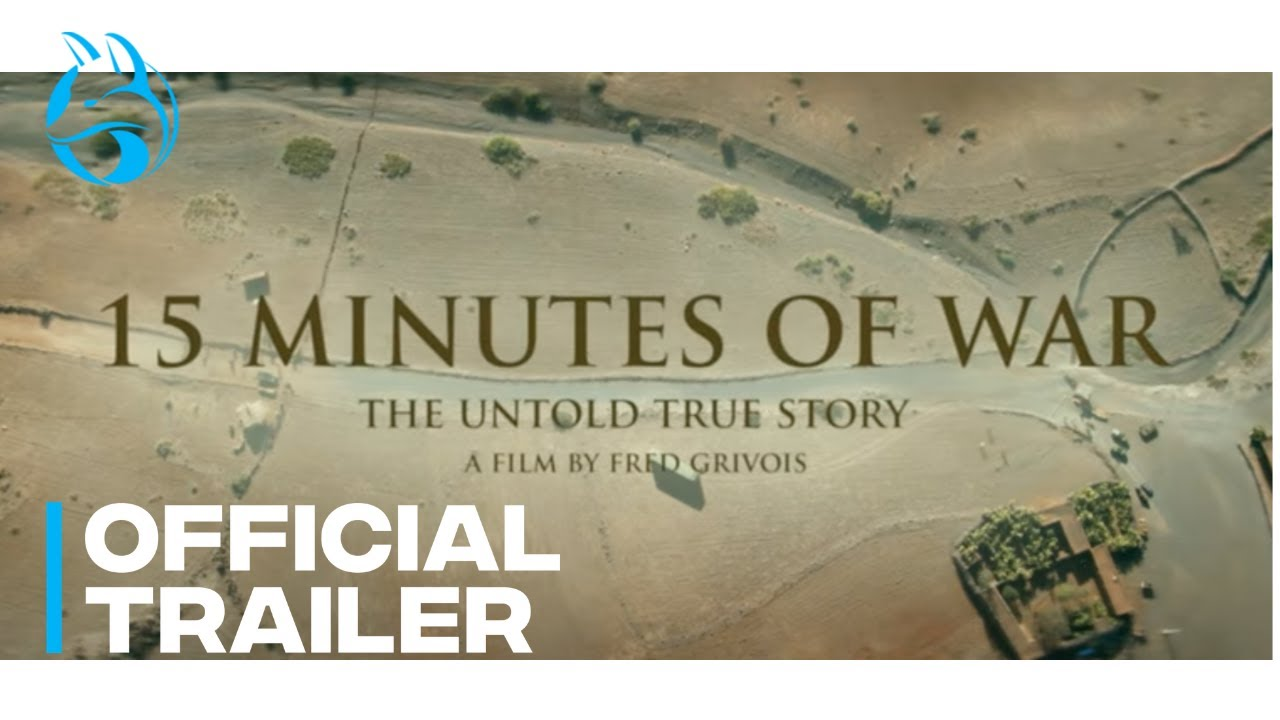 15 Minutes Of War - Official U S  Trailer
