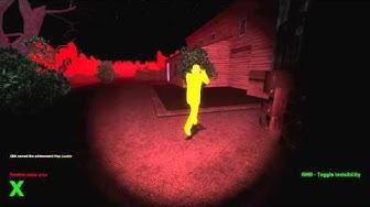 Slenderman - Garry's Mod Multiplayer (Stop it, Slender!)