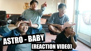 ASTRO (아스트로) - Baby [ASTRO Reaction Stage] || Reaction Video