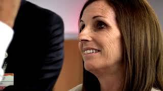 Sen. Martha McSally Tours University of Arizona Cancer Center