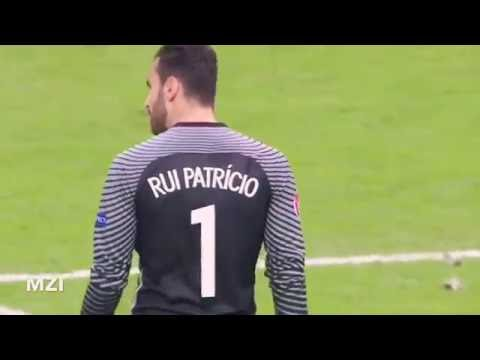 Rui Patricio - Portugal v France (10/7/2016) (Individual Performance)