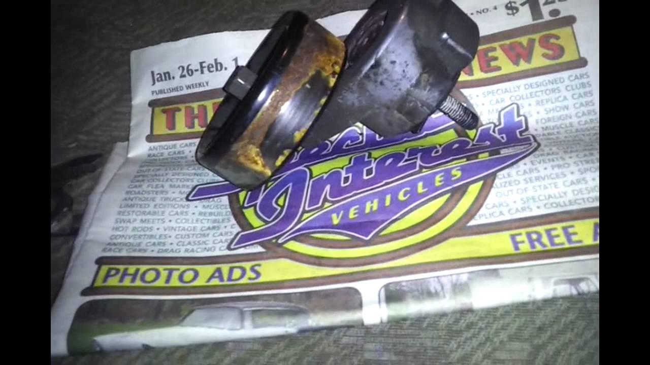 Fixing Your Belt Tensioner 1998 Dodge Grand Caravan Youtube