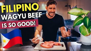 This FILIPINO WAGYU is absolutely INSANE!!