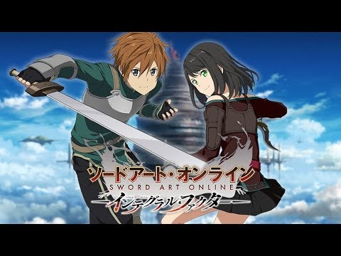 Sword Art Online Integral Factor Google Play Store digital