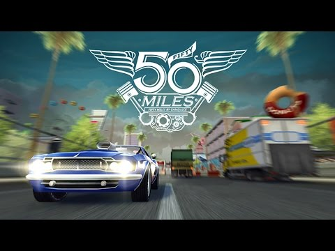 50 Miles (by Gamejuice Co., Ltd.) - iOS / Android - HD Gameplay Trailer