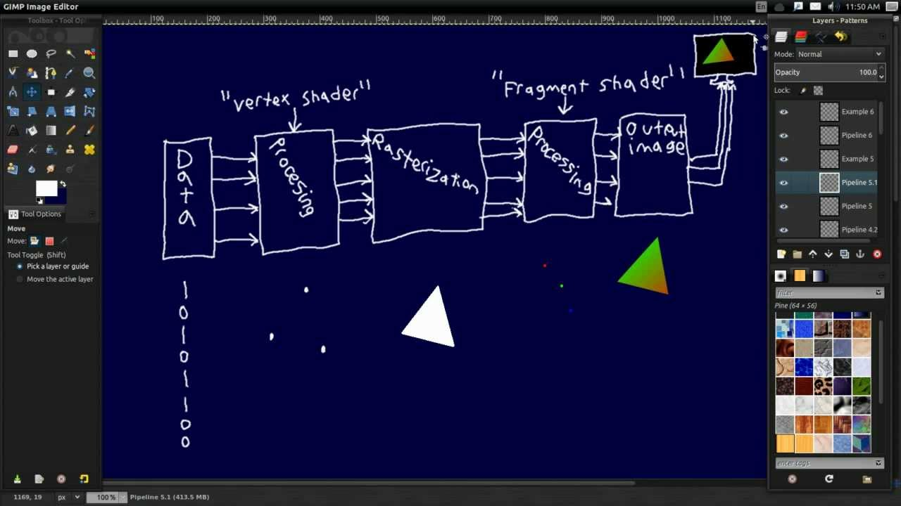 opengl tutorial – Zacov