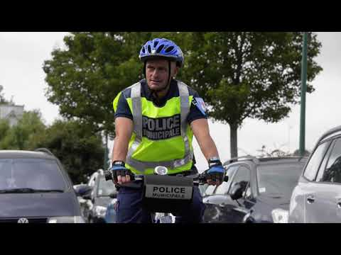 Policier municipal, découvrir un métier avec jactiv.ouest-france.fr