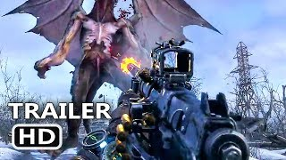 PS4 - Metro Exodus: Handgun Class Trailer (2019)