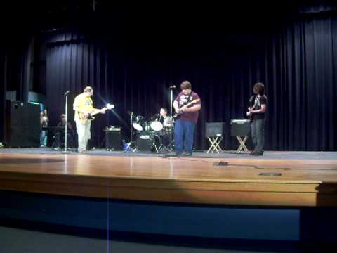 """""""Come Together"""", Marked Tree High School talent show 10/20/09"""