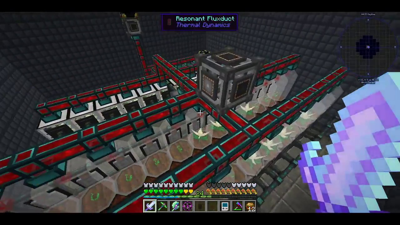 Enigmatica 2: Expert Ep11 - OreMiners, Plutonium, Blutonium, Max Sized  Reactor and Laser Drill