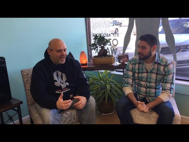 35-Day Detox Client Testimonial: Steve Weingartz