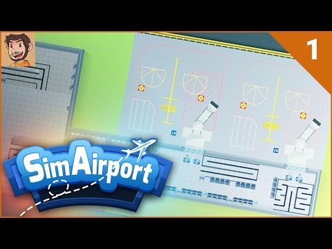 Let's Play - SimAirport (Part 1)