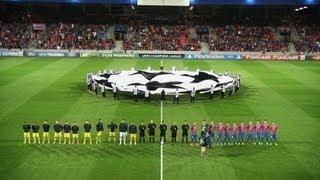 FC Viktoria Plzeň - NK Maribor 3:1 | 20.8.2013