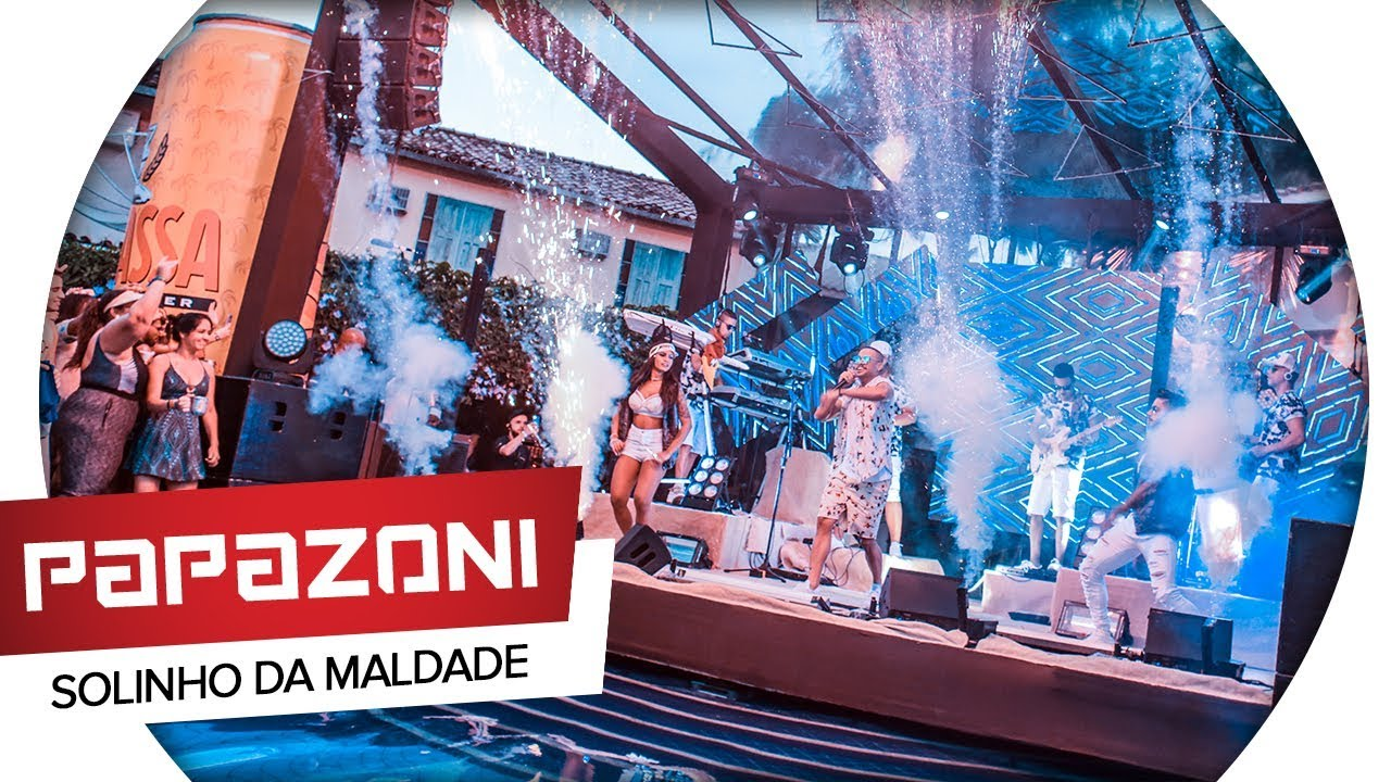 Pool Party Papazoni Solinho Da Maldade Pool Party Vd 4k