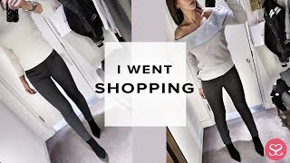 HARRODS FITTING ROOM VLOG + AN EPIC MEETING!  | Club Monaco Try-On | Sophie Shohet