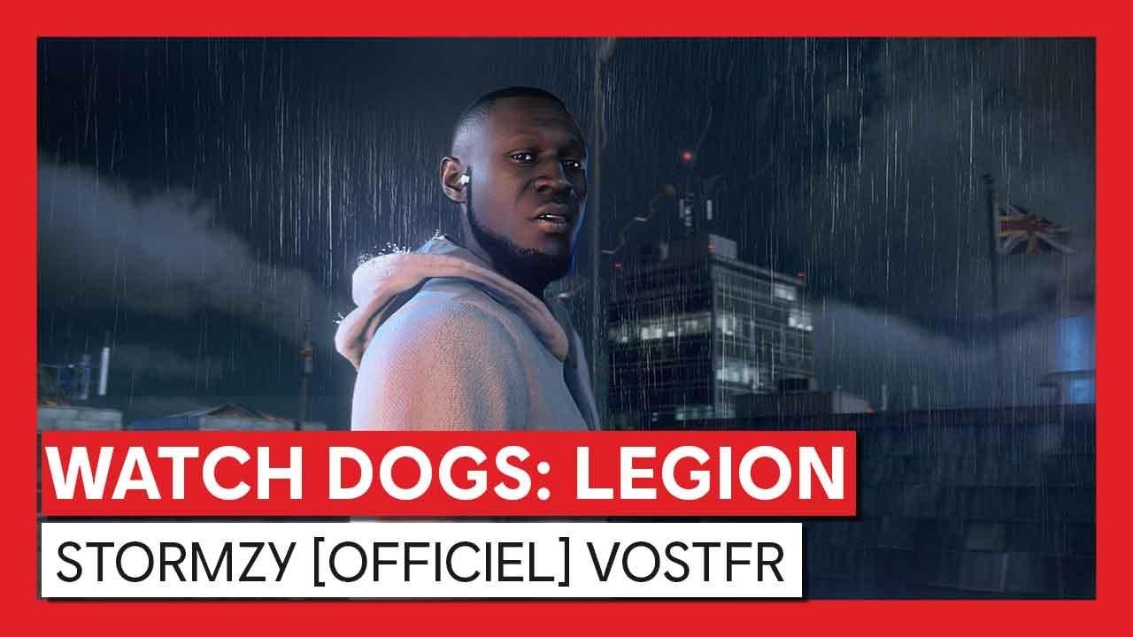 Trailer Watch Dogs: Legion x StormzyVOSTFR