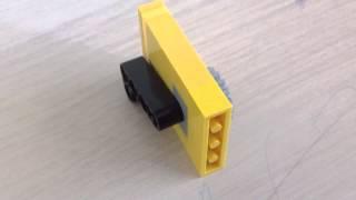 как сделать лего мини сейф V4
