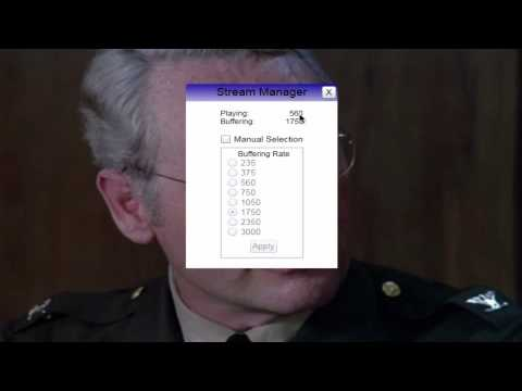 FORCE HD IN NETFLIX AND SILVERLIGHT  MANUAL BUFFER RATE SELECTION ON MAC AND PC