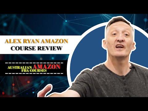 Alex Ryan Amazon Program Review - Australian Amazon FBA Courses
