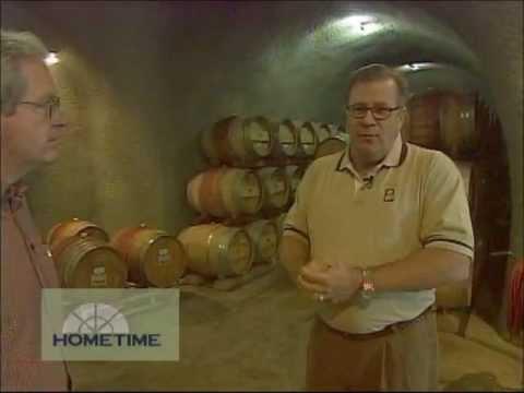 Digging a Napa Valley Wine Cave