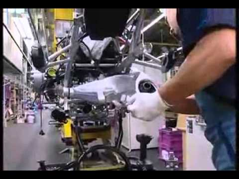 BMW Motorcycle Production at Berlin Plant
