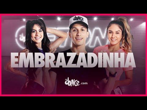 Embrazadinha - Tati Zaqui | FitDance TV (Coreografia Oficial) thumbnail