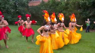 Newground Festival 2011 South Pacific Dance group