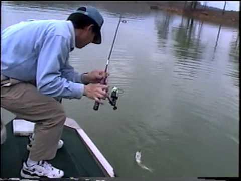 Smith Lake Alabama Charlie Brewer Sr & Jr and Nobu 1999