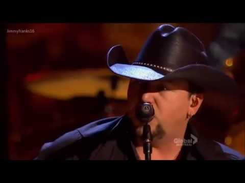 Jason Aldean -- My Kinda Party (People's Choice Awards 2013)