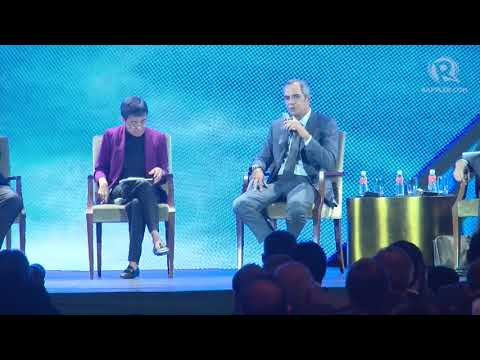 Ports and casino tycoon Razon: PH should focus on its own infrastructure