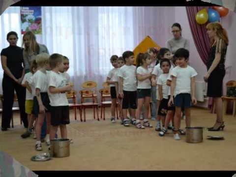 День Защитника отечества в детском саду № 35 Москва