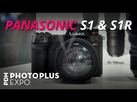 Panasonic S1 and S1R | Photo Plus Expo 2018